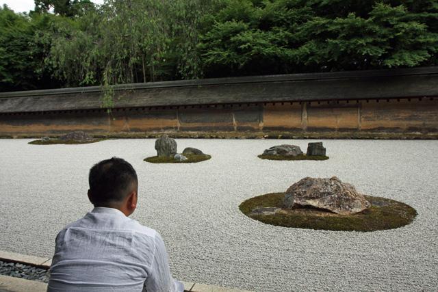 2泊3日の京都旅行|竜門園