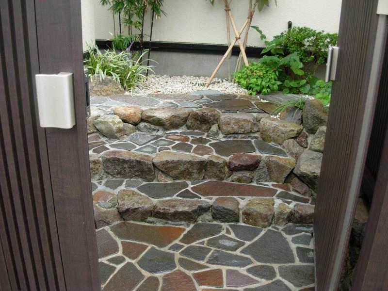 仙台市泉区 F様邸 和の佇まいを感じるエクステリア_4|竜門園