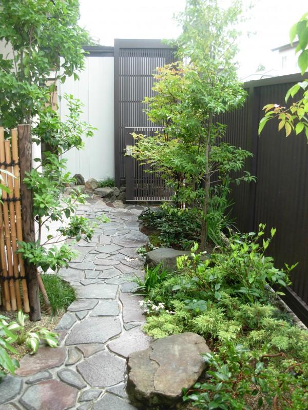 仙台市泉区 F様邸 和の佇まいを感じるエクステリア_11|竜門園