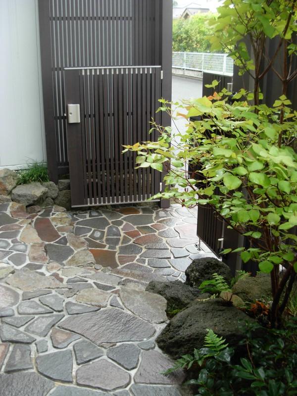 仙台市泉区 F様邸 和の佇まいを感じるエクステリア_12|竜門園