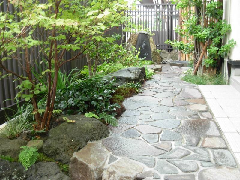 仙台市泉区 F様邸 和の佇まいを感じるエクステリア_5|竜門園