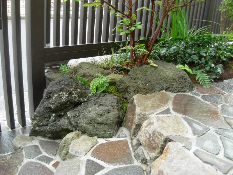 仙台市泉区 F様邸 和の佇まいを感じるエクステリア_7|竜門園