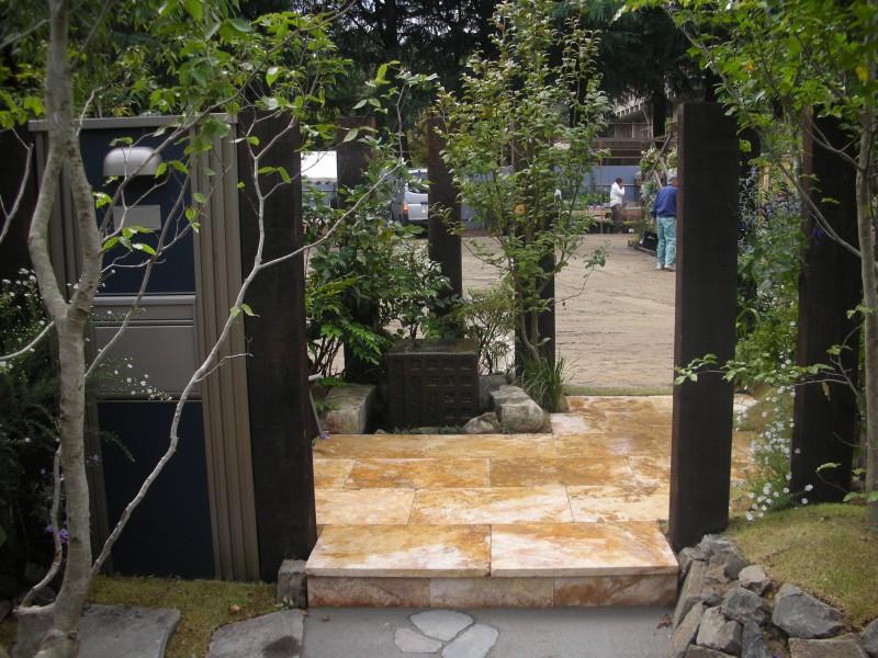 仙台植木市2008 「伊達な庭vol.6~いざない~」_5|竜門園