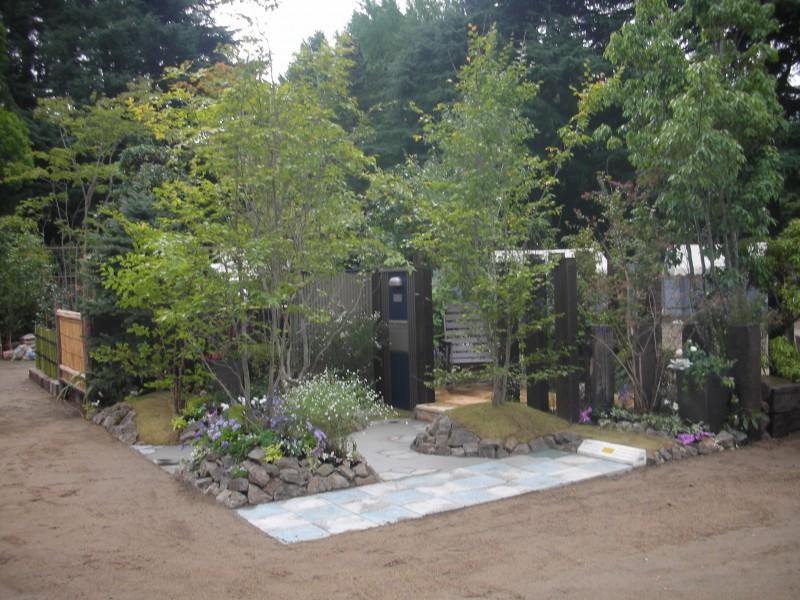 仙台植木市2008 「伊達な庭vol.6~いざない~」_6|竜門園