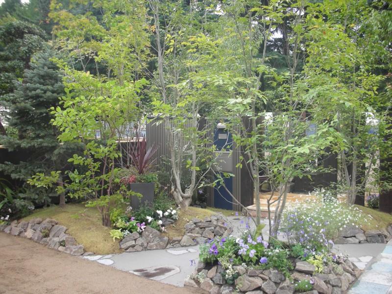 仙台植木市2008 「伊達な庭vol.6~いざない~」_2|竜門園