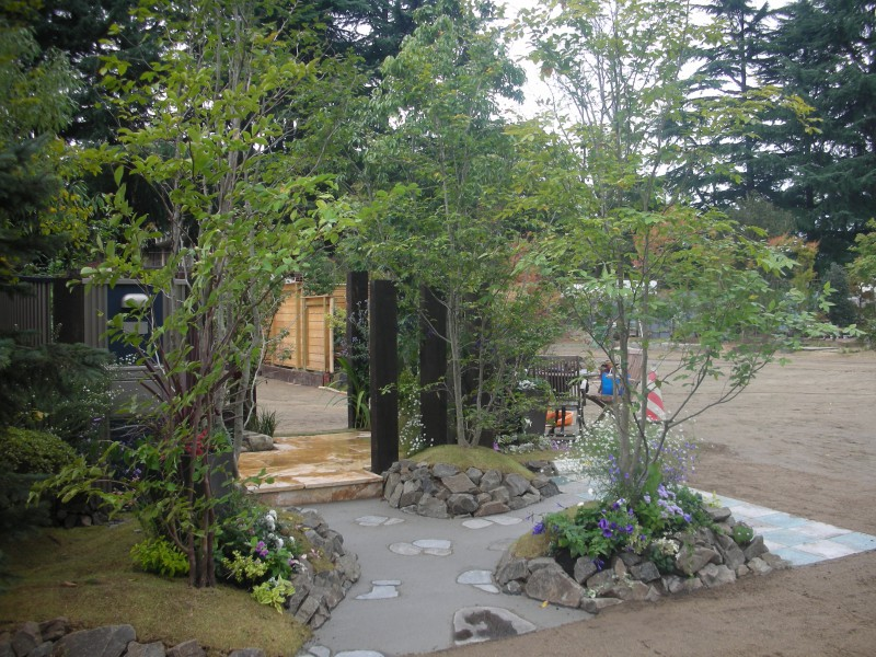 仙台植木市2008 「伊達な庭vol.6~いざない~」_1|竜門園