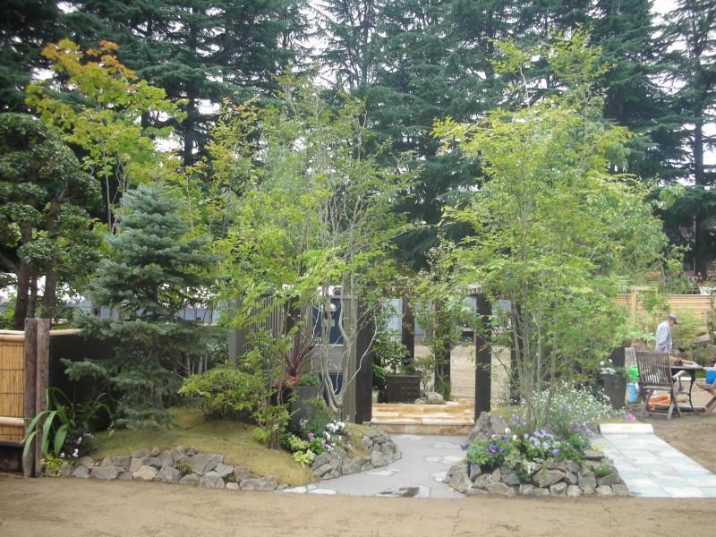 仙台植木市2008 「伊達な庭vol.6~いざない~」|竜門園