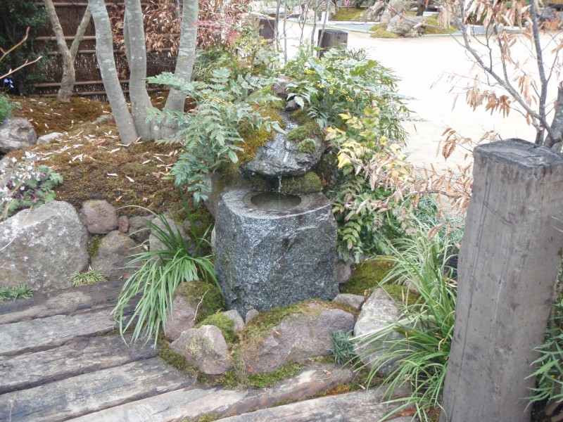 仙台植木市2010 「納屋のある風景」 伊達な庭 vol.10_6|竜門園