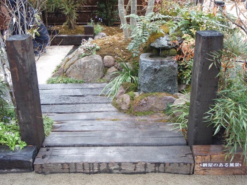 仙台植木市2010 「納屋のある風景」 伊達な庭 vol.10_5|竜門園