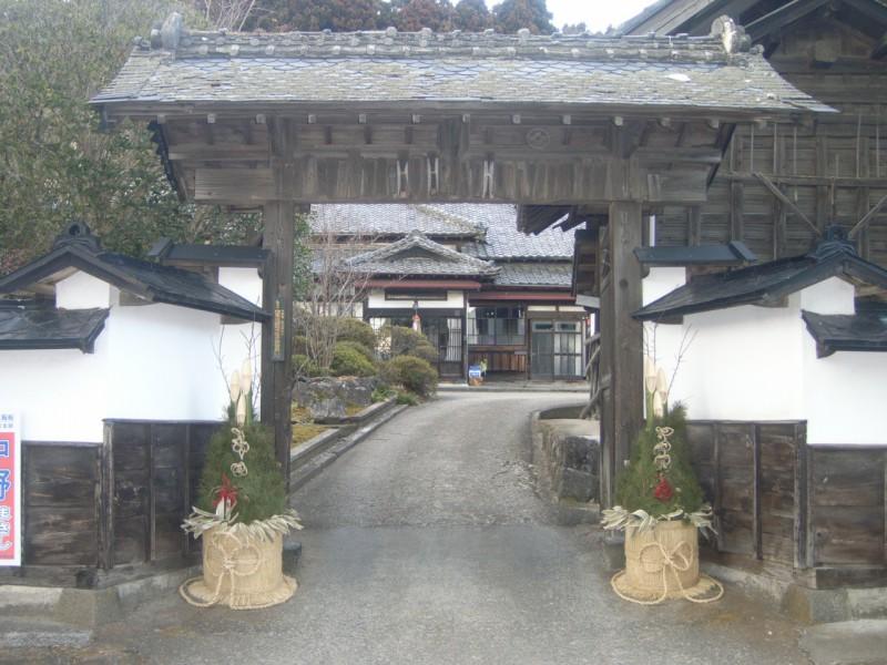 門松 - 謹賀新年 -|竜門園