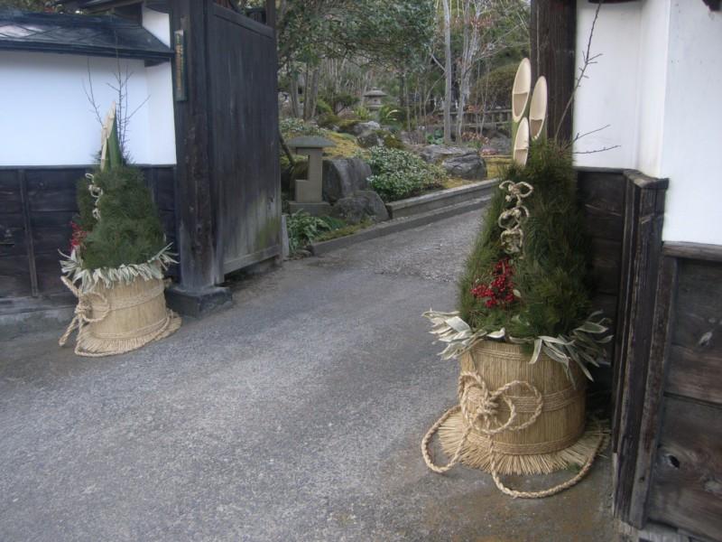 門松 - 謹賀新年 -_2|竜門園