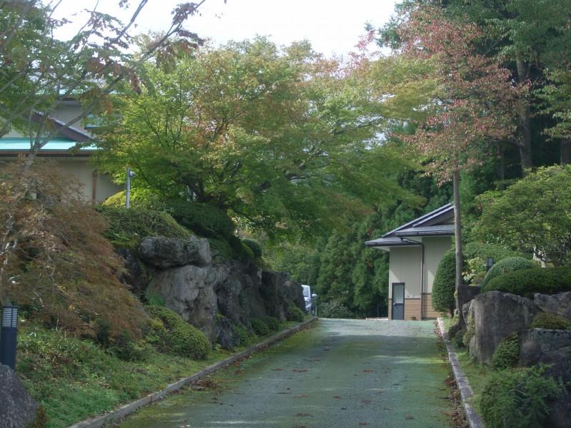 福島県 T邸 借景を生かした回遊式池泉庭園_9|竜門園