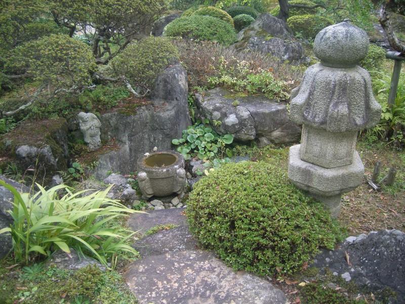 福島県 T邸 借景を生かした回遊式池泉庭園_10|竜門園