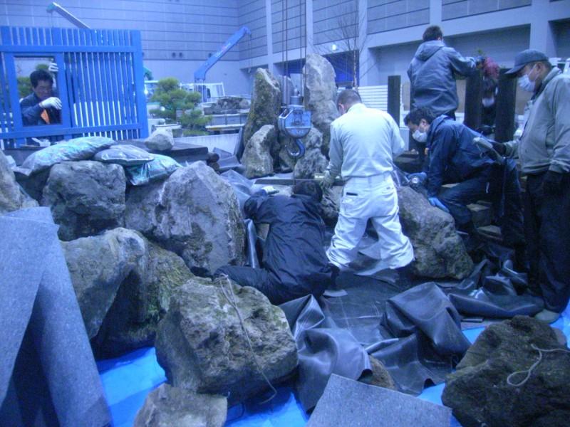 2009 とうほく蘭展はじまりました!!_3|竜門園