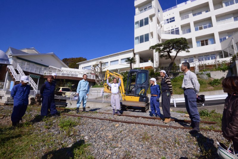 気仙沼で復興支援のボランティア活動|竜門園