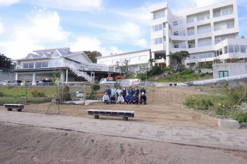 気仙沼で復興支援のボランティア活動_4|竜門園