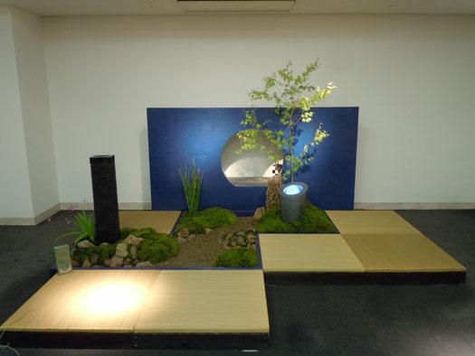 藤田喬平ガラス美術館 「流水」_3|竜門園