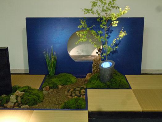 藤田喬平ガラス美術館 「流水」|竜門園