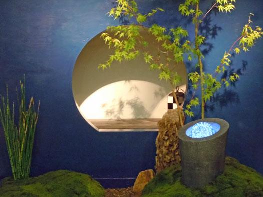 藤田喬平ガラス美術館 「流水」_4|竜門園