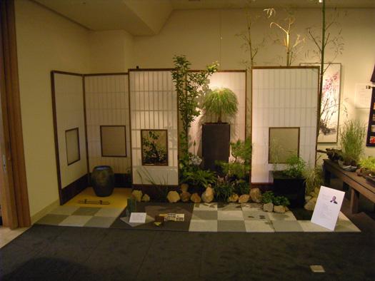 伊達もの展 2013 「松竹梅」_1|竜門園