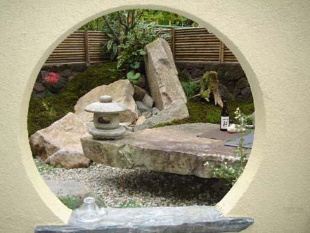 仙台植木市2006・秋  「 円 窓 」|竜門園