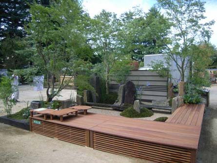 仙台植木市2007 「 伊達な庭 vol.3 」|竜門園
