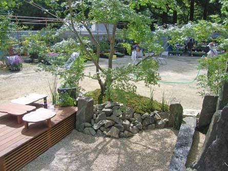 仙台植木市2007 「 伊達な庭 vol.3 」_3|竜門園