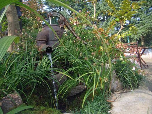 仙台植木市2009 「モダン農芸」伊達な庭vol.8  _8|竜門園