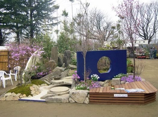 仙台植木市2013 「桜咲く」_1|竜門園