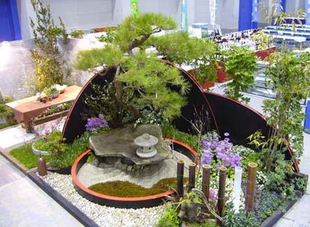 東北ラン展2006 「円満」 最優秀賞 河北賞|竜門園