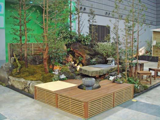 東北ラン展2007 「モスガーデン」|竜門園