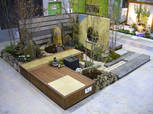 東北ラン展2008 「伊達な庭 vol.4」 優秀賞・日本園芸商協会会長賞|竜門園