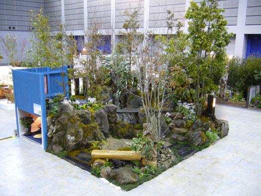 東北ラン展2009 「さえずり」伊達な庭 vol.7_1|竜門園