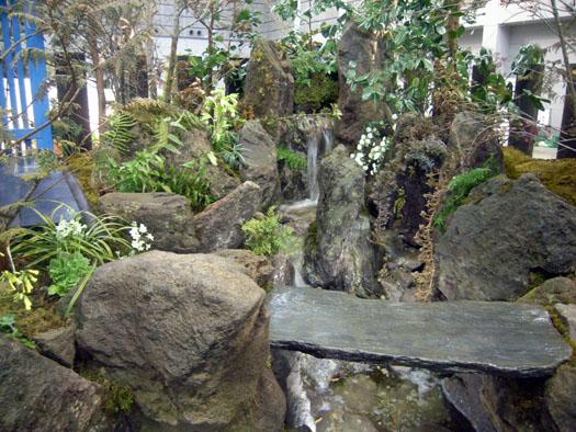 東北ラン展2009 「さえずり」伊達な庭 vol.7_7|竜門園