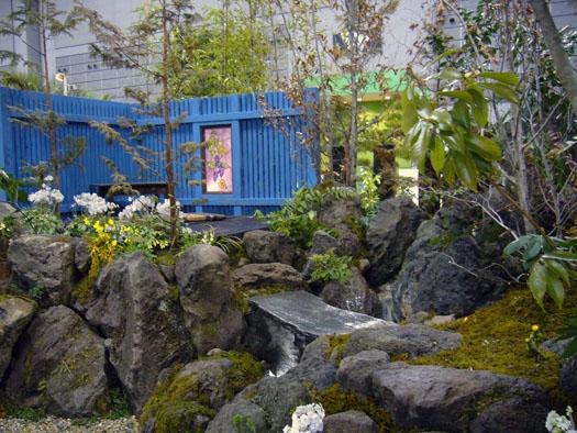 東北ラン展2009 「さえずり」伊達な庭 vol.7|竜門園