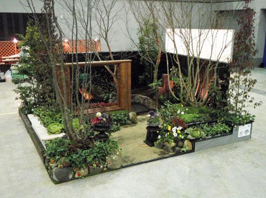 東北ラン展2010 「 菜摘の庭」伊達な庭 vol.9 最優秀賞・河北賞|竜門園