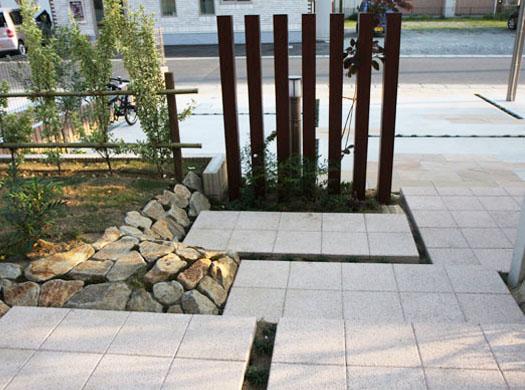 宮城県石巻市 I 様邸 エクステリア工事_4|竜門園