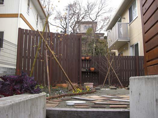 仙台市 T様邸 木製目隠しフェンス|竜門園