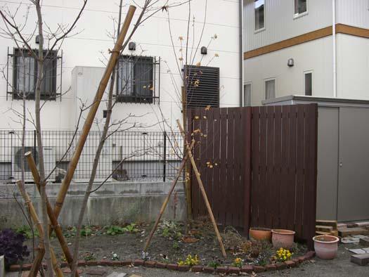 仙台市 T様邸 木製目隠しフェンス_1|竜門園