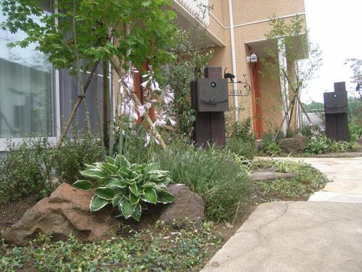 石巻市 C様・S様邸 アプローチでつなぐ2世帯住宅_3|竜門園