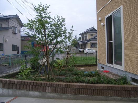 石巻市 C様・S様邸 アプローチでつなぐ2世帯住宅_5|竜門園
