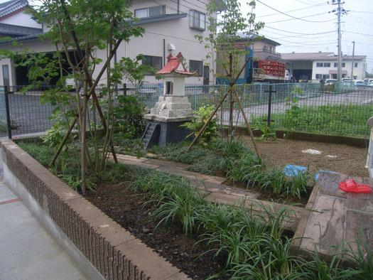 石巻市 C様・S様邸 アプローチでつなぐ2世帯住宅_6|竜門園