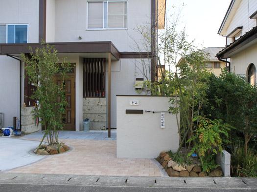 仙台市泉区 H様邸 エクステリア工事|竜門園