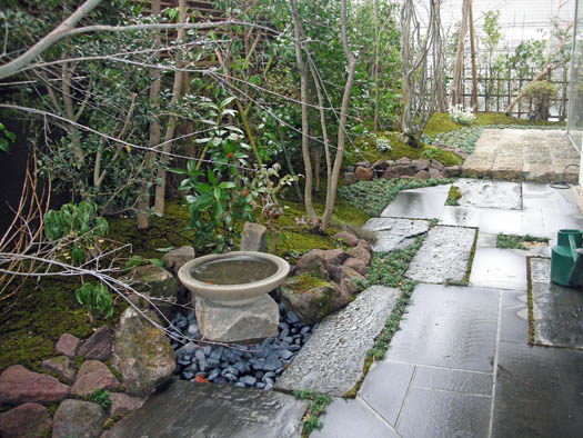 東京都白金台 I 邸 「白滋の森」|竜門園