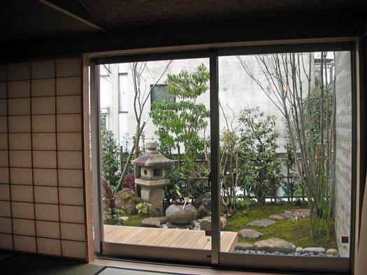 東京都白金台 I 邸 「白滋の森」_6|竜門園