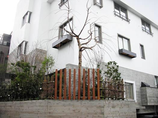 東京都白金台 I 邸 「白滋の森」_2|竜門園