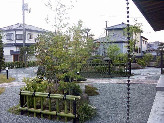 名取市 K様邸 芝生と築山庭園_5|竜門園