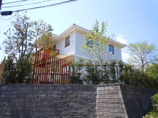 仙台市泉区 K様邸 生垣と目隠しフェンス_3|竜門園
