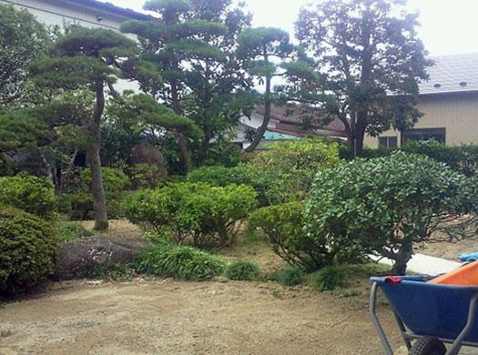 宮城県岩沼市 M様邸 リガーデン「 縁 (えにし)の 庭」_1|竜門園