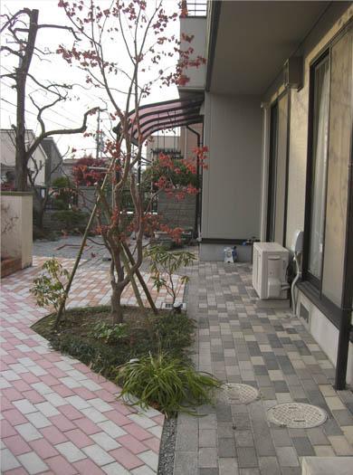 仙台市泉区 O様邸 リガーデンで明るい庭へ_10|竜門園